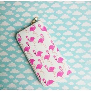 Portemonnaie Flamingo