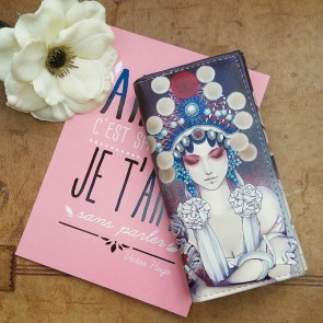 Portemonnaie Geisha
