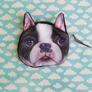 Portemonnaie Geldbörse Bulldogge