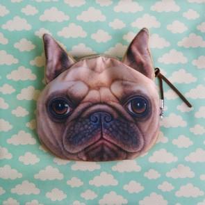 Portemonnaie Geldbörse Hund